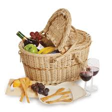 Wine Picnic Basket Wine Picnic Baskets U0026 Backpacks Picnicbaskets Com