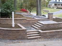 Retaining Walls  Northern Lights Landscape Contractors LLC - Retaining walls designs