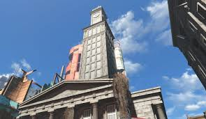 diamond city halloween custom house tower fallout wiki fandom powered by wikia