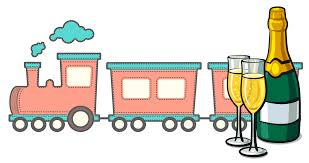champagne cartoon cheap train tickets cut travel costs w split ticketing u0026 more mse