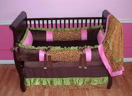 Custom Girls Bedding by Crib Bedding Sets For Girls Little Custom Nursery Neutral