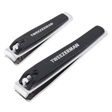 amazon com tweezerman ltd stainless steel deluxe nail clipper
