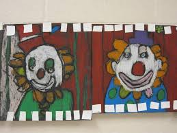 the clever feather clowns