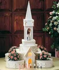 cathedral cake kit wilton