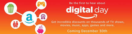 amazon black friday and cyber monday deals amazon digital day sale 2016 up to 80 discount on popular