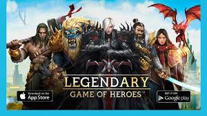 legendary game of heroes mod apk