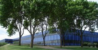 eero saarinen and associates ibm campus in rochester minnesota