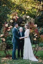outdoor fall wedding ideas 36 fall wedding arch ideas for rustic wedding weddings wedding