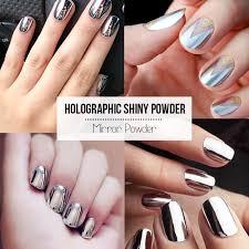 aliexpress com buy silver gold nail polish mirror metallic