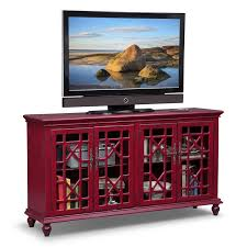 grenoble media credenza red value city furniture