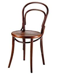 Classic Bistro Chair Folding Cafe Chairs Wood Bistro Furniture Bistro