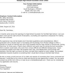 is online high school right for me sle cover letter for school counselor 56 for cover