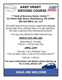 senior driving class aarp smart driving course berkeley senior services