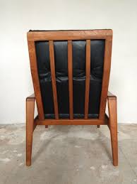 4d sessel arne wahl iversen komfort lounge chair teak 60s danish design