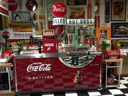 coca cola fridge glass door antique gas pumps and more part 1 married to a coin op picker