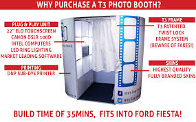 photo booth purchase t3 frame photo booth t3 photo booths tecna uk