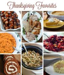 favorite thanksgiving recipes