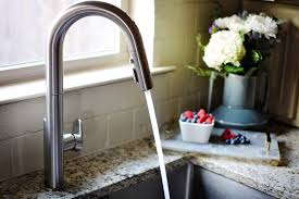 touchless faucets kitchen touchless technology in the kitchen inspired to style