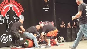 Biggest Bench Press In The World - eddie hall world record 500kg deadlift at world deadlift championships