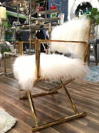 The Directors Chair On The Set Home Decor And Interior Design Trend Forecast 2017