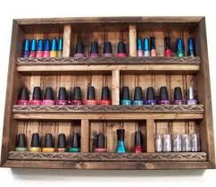 7 unique nail polish racks nail it