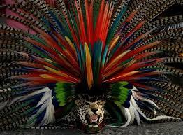 imagenes penachos aztecas se llama copilli y no penacho como danza azteca tonatiuh facebook