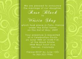 green wedding invitations yellow and green wedding invitations yourweek 124c94eca25e