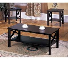 3 piece end table set andover mills zelda 3 piece coffee table set reviews wayfair