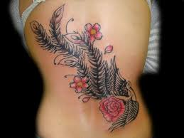 100 best feather designs with images feather tattoos