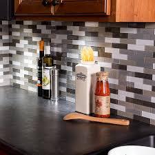 peel and stick matted glass backsplash tiles aspect