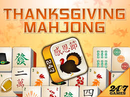 thanksgiving mahjong android apps on play