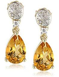 citrine earrings up to 65 citrine jewelry clothing shoes jewelry