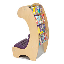 Ergonomic Reading Chair Reading Nook Give Your Children U0027s Library The U0027wow U0027 Factor