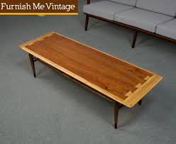 lane acclaim end table vintage lane acclaim coffee table