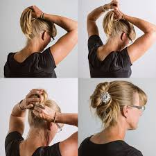 hair bun maker instructiins 18 best hair jewelry for messy bun images on pinterest casual