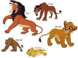 fanimage animallover97 lion king concept art version