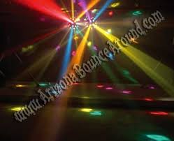 party light rentals rotoball dj light rental rent party lights special