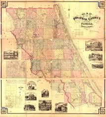 Map Of Deland Florida by Samsula History Florida Maps Roads U0026 Rails