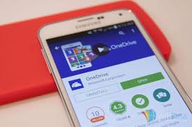 onedrive app for android onedrive preview for android adds a clean up space feature for