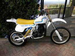 husqvarna motocross bikes for sale husqvarna 1983 xc 500 for sale customer bike hva factory