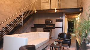 inside the warehouse lofts in seminole heights tampa bay