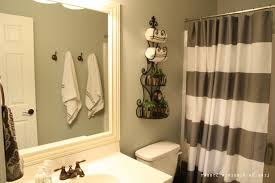 light brown beige wall paint color vintage vanity cabinets white