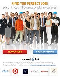 Resume Bucket Jim Tudesco Email Creatives