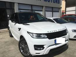 luxury range rover range rover sport hse p a n motors ltd luxury cars importer