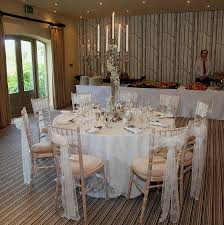 lace chair sashes house of bunting table chair and other decorations
