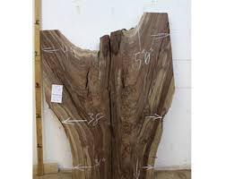 Live Edge Headboard by Slab Dining Table Etsy