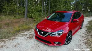 nissan sentra 2017 red 5 things you need to know about the 2017 nissan sentra sr turbo