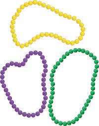 mardi gras bead necklaces mardi gras clip vector images illustrations istock
