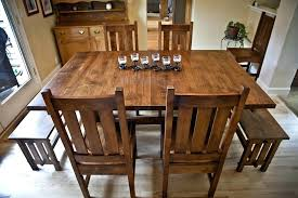 Mission Chairs For Sale Craftsman Style Dining Table And Chairs Mission Set With Leaves