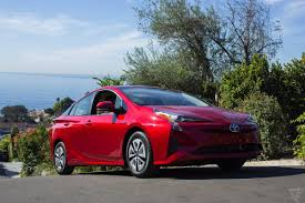 toyota old cars the 2016 toyota prius is the most fuel efficient car consumer